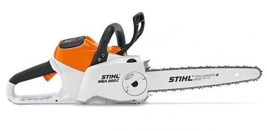 STIHL Akku-Motorsäge MSA 200 C-BQ