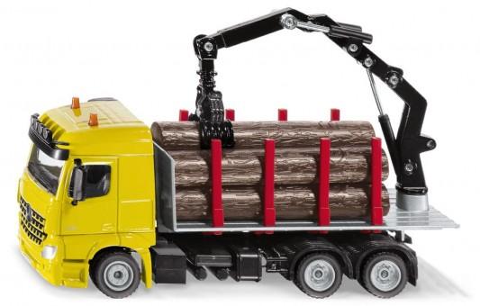 SIKU Holz-Transport-LKW