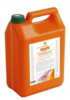 Heylo Hand- und Flächendesinfektionsmittel l Inhalt 5000 ml