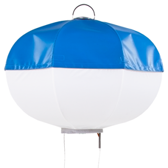 Leuchtanlage Powermoon® LEDMOON® [ 650 Watt  ]