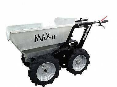 Minidumper Muck-Truck Max II [ 0,2 m³ ]