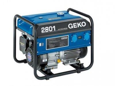 GEKO Benzin Stromerzeuger 2801 E-A [2,5 kVA] - Mieten