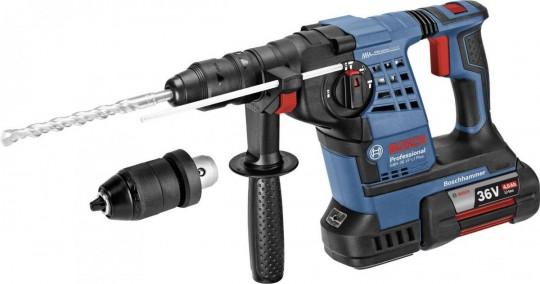 Bosch Akku-Bohrhammer GBH 36 V-LI Plus [3,2 Joule]