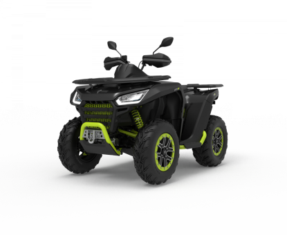 SEGWAY ATV Snarler 600 GS-N LOF