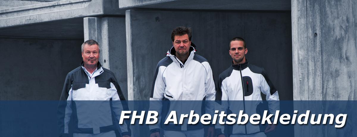 FHB Arbeitsbekleidung