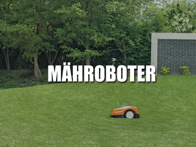 Rasennroboter